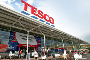 Tesco: offered delegates top tips for cost-cutting