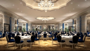 Dorchester's restored Ballroom Suite opens doors to event business