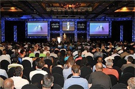 CISCO conference 2012