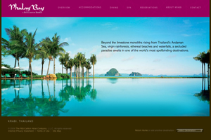 Phulay Bay, A Ritz-Carlton Reserve in Krabi, Thailand