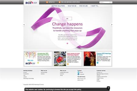 BCD Meetings & Events has hires a new EMEA managing director