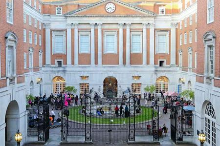 Week In Pictures: #SocialMASHup; Afternoon tea with C BMA House