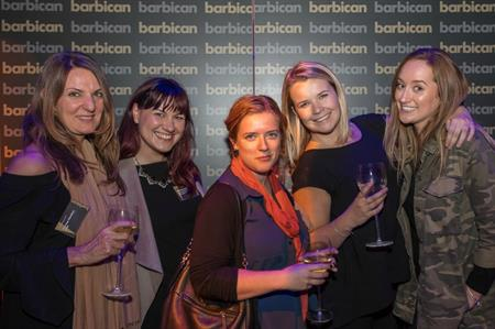 Barbican event: hosting meeting planners