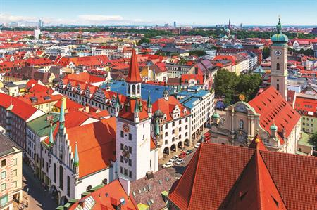 Bavaria's best: Venues and attractions across three cities in south Germany