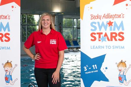 Rebecca Adlington joins Nottingham International Ambassador scheme