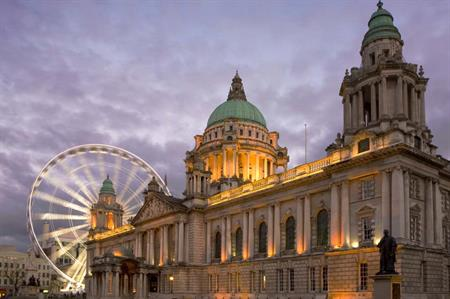 Belfast: Northern Ireland launches event funding programme