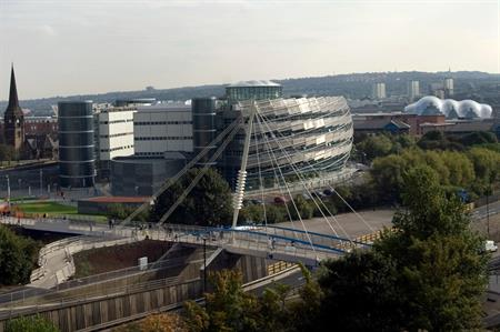 Northumbria University, city campus east