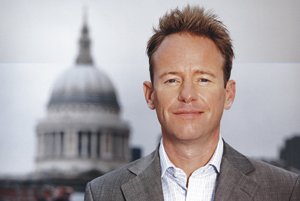James Bidwell to leave Visit London