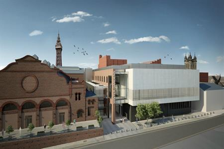New conference centre for Blackpool