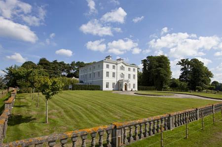 Lord Mountbatten's Bridwell House, Uffculme, Devon