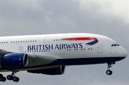 British Airways to launch London City to Dublin route