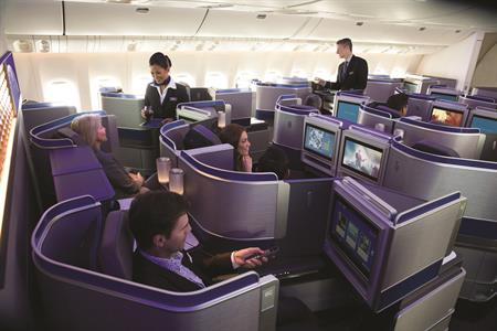 Is business class dead?