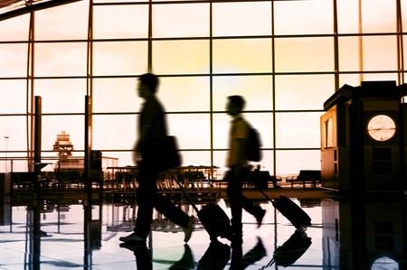25% of business travellers stay away when they don't need to