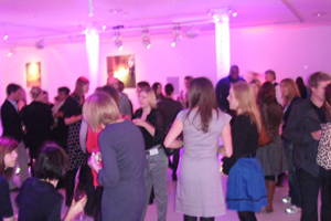 In pictures: Delfina's Snowflakes and Schnapps event