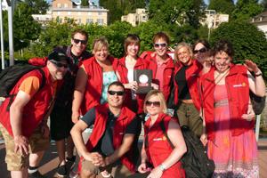 Team GB 2010 - Swiss Meeting Trophy