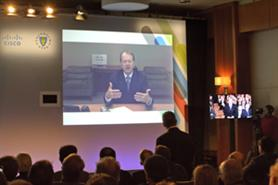 Teleconferencing is not a rival for face-to-face, Cisco