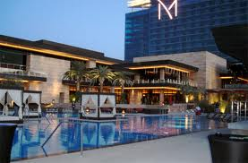 M Resort Spa Casino adds meeting pavilion