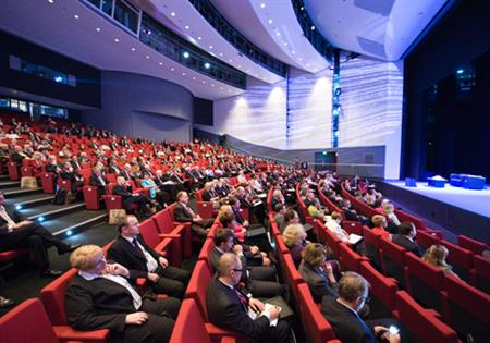 The ACC Liverpool had ample space for 1,000 delegates