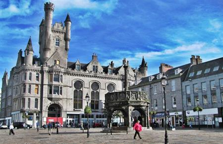 Aberdeen's ACSEF and Nestrans bodies are opening a tender process for events management and PR