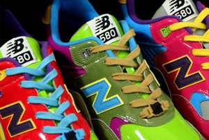 New Balance: unveils plan for global conference