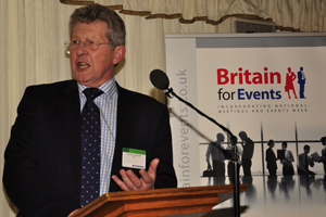 Don Foster MP says Visit Britain cuts were a tough decision