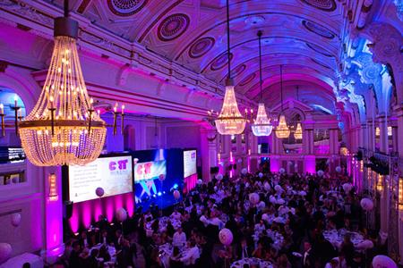 C&IT Awards at The Grand Connaught Rooms