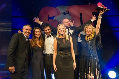Agency BrandFuel had a successful night at the C&IT Awards