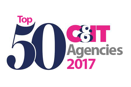 Top 50 Agencies 2017: profiles 1-10