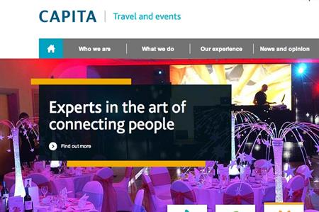 C&IT Top 50 Agencies: Capita Travel & Events
