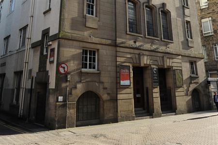 Charlotte Baptist Chapel, Edinburgh