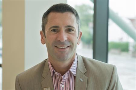 Chris Parnham, past chair of the HBAA and managing director of Absolute Corporate Events