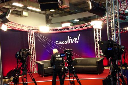 Cisco Live kicks off in Milan