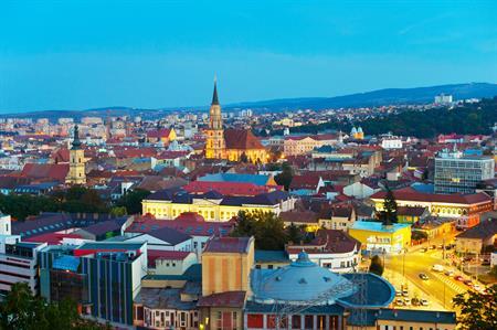 Cluj-Napoca (Image credit: iStock)