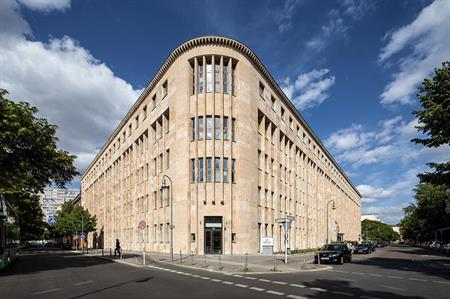 Crowne Plaza Berlin - Potsdamer Platz hotel