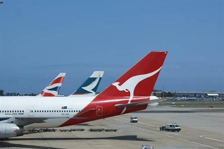 Oneworld Alliance planes
