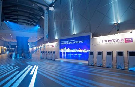 BBC Worldwide Showcase was held at ACC Liverpool for the first time in 2012 and will return this year