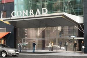 Conrad New York to open in December