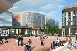£250m Southwater Square to open in Telford