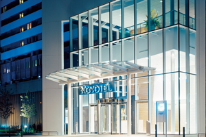Novotel London West: supported by Bechtel and L'Oréal