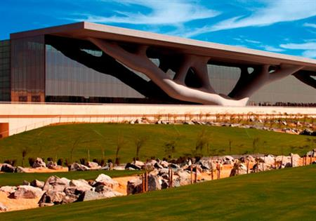 The Qatar National Convention Centre opened in December 2011