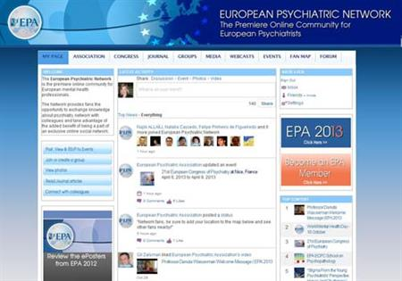 A snapshot of the EPA's online social network