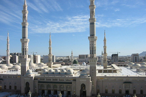 Starwood to open properties in Medina, Saudi Arabia