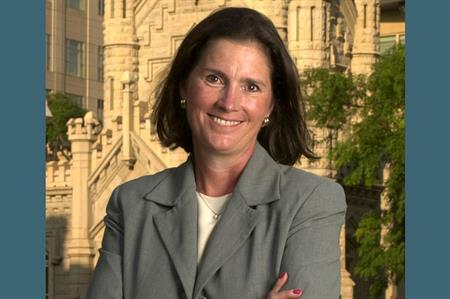 President and CEO for PCMA, Deborah Sexton