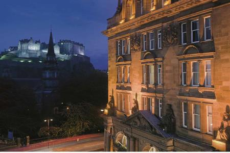 The Caledonian, A Waldorf Astoria hotel launches in Edinburgh