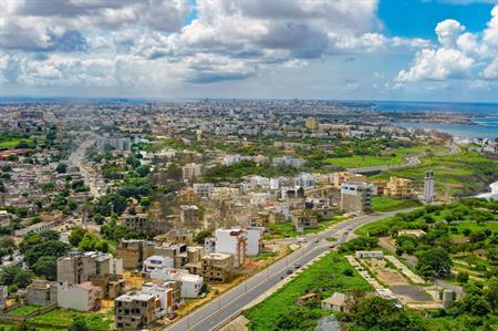 Dakar, Senegal (Image credit: iStock)