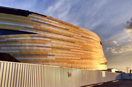 Derby Velodrome (© Andy Dickinson)