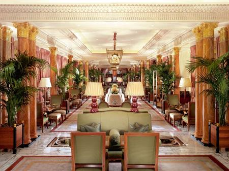 The Dorchester: One of London's top destinations for afternoon tea