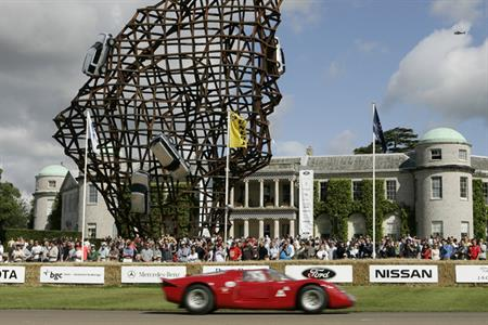 Bremont at Goodwood