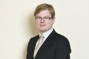 Confex Group portfolio director Duncan Reid
