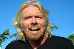 Branson speaks out in support of events